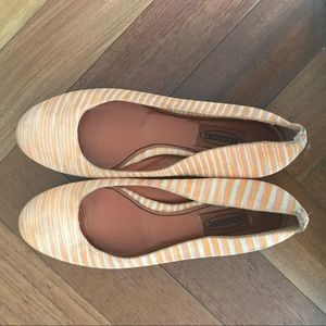Missoni ballerinas!